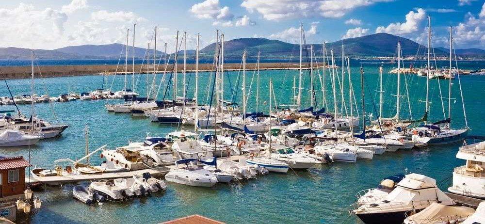 Alghero auf Sardinien