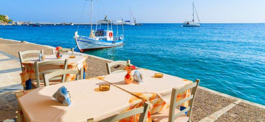 Hafenrestaurant Samos