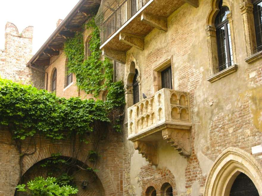 Julias Balkon Verona