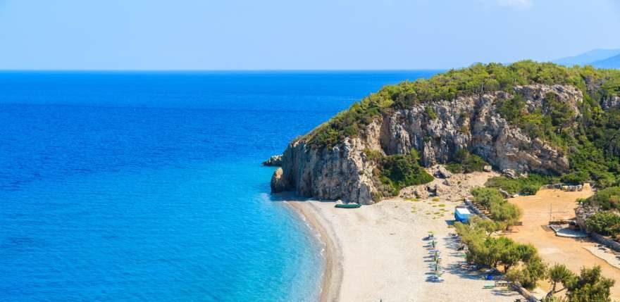 Samos Bucht