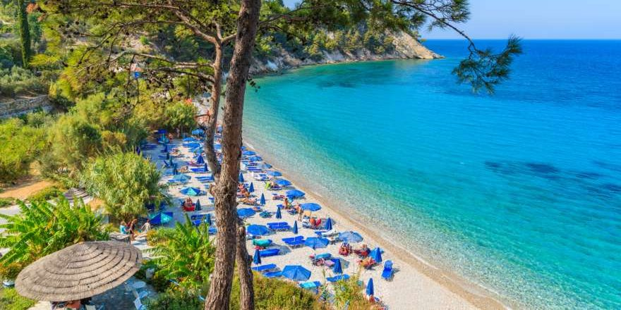 Samos Strand