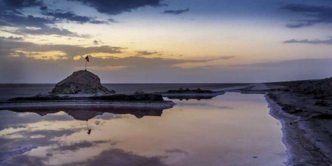 Sand und Salz: Kamelritt und Fata Morgana am Chott el Djerid in Tunesien