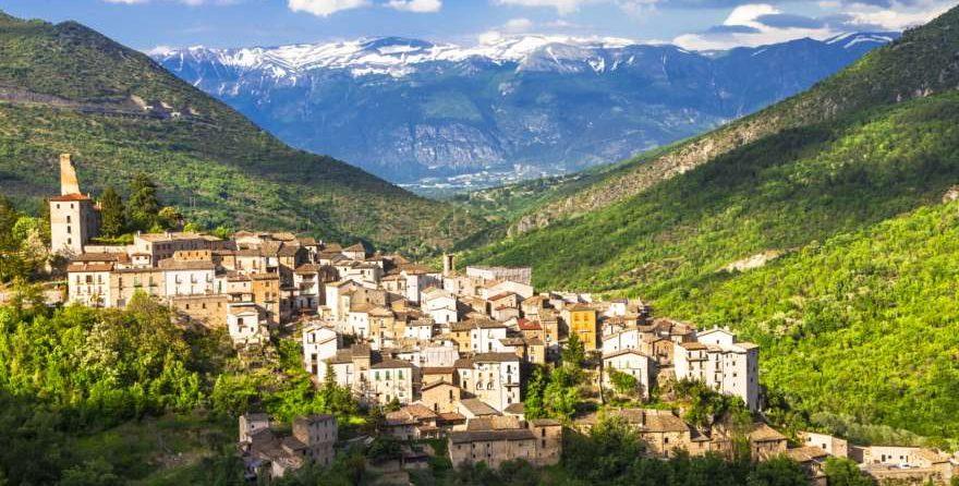 abruzzen italienische adria in Italien
