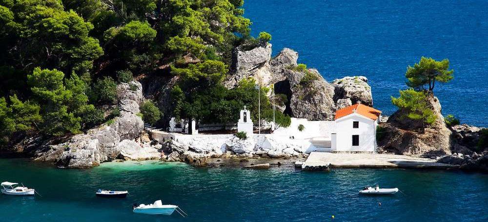 Epirus in Griechenland
