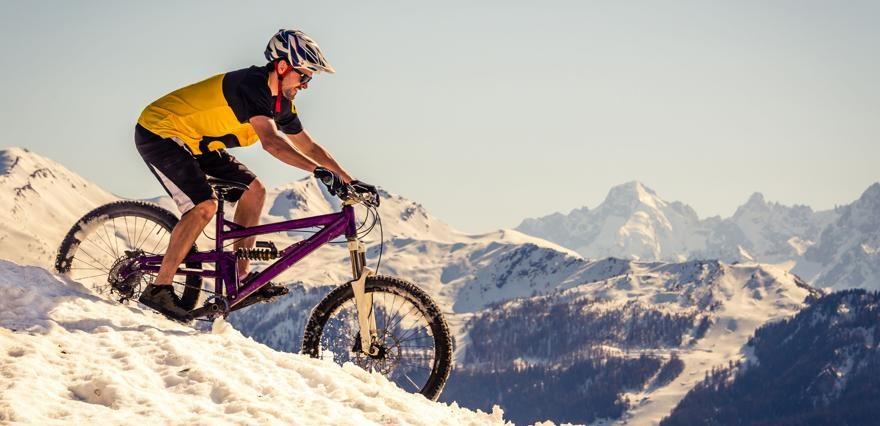 Radurlaub im Winter: Die schönsten Ziele für eure winterliche Radreise