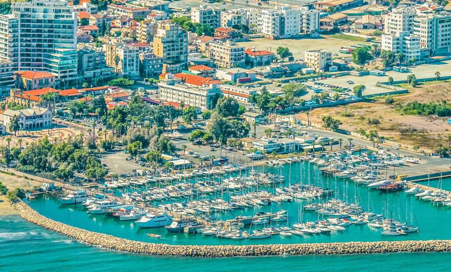 Larnaca auf Zypern