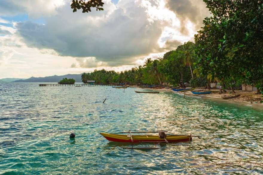 Raja Ampat auf West Papua