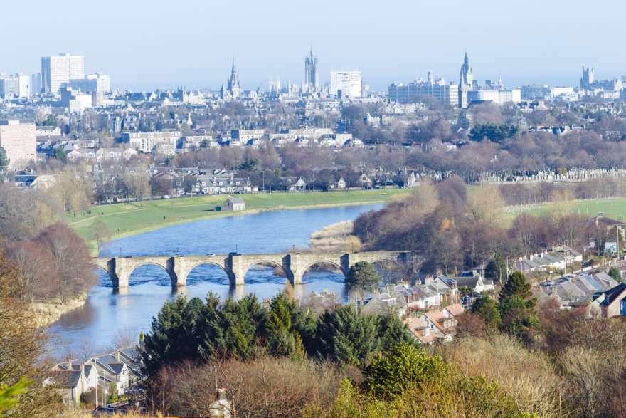 Schottland Aberdeen