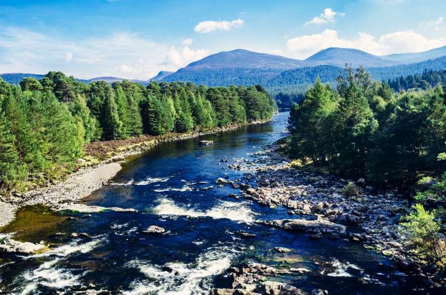 Schottland Grampian