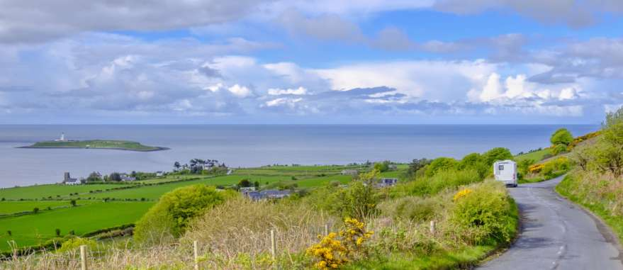 Isle of Arran in Schottland