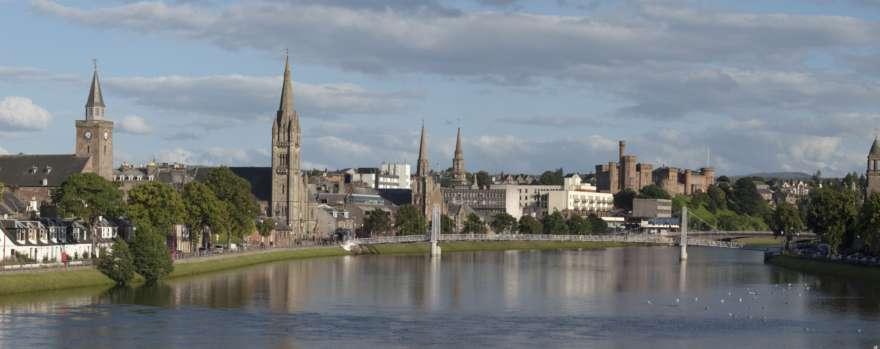 Schottland Iverness