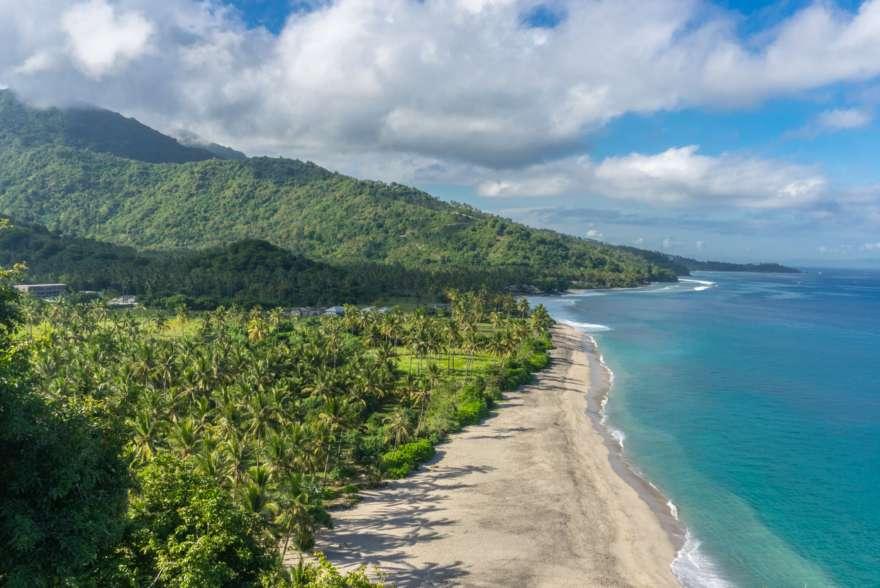 Senggigi Beach auf Lombok