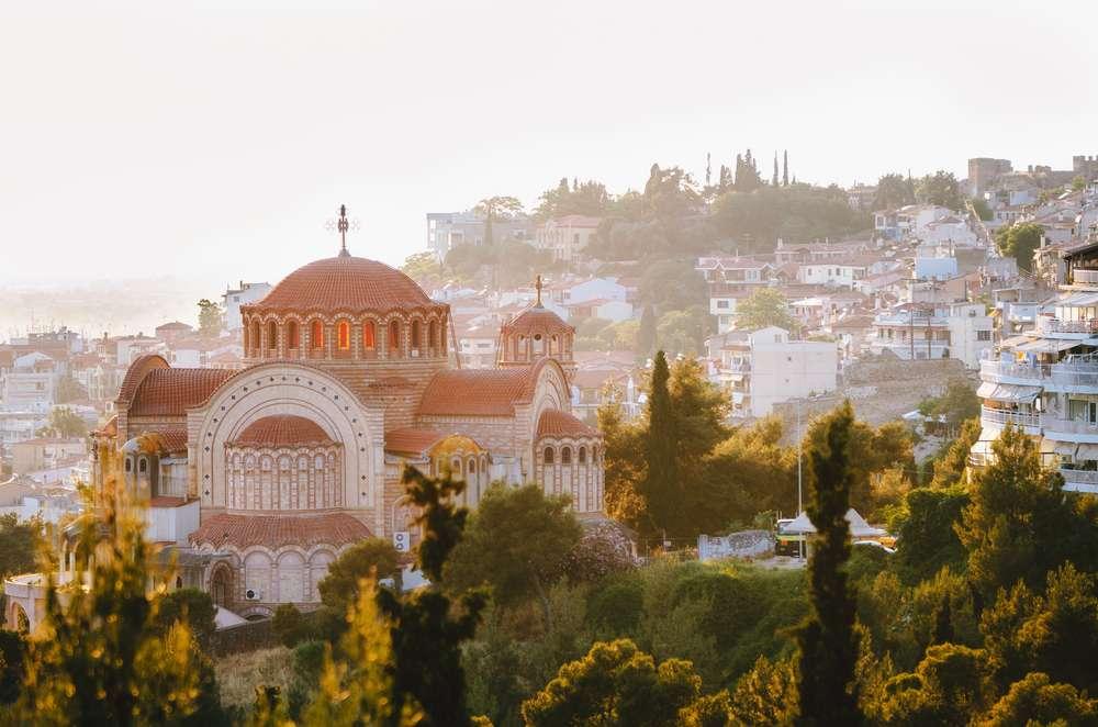 Thessaloniki in Griechenland