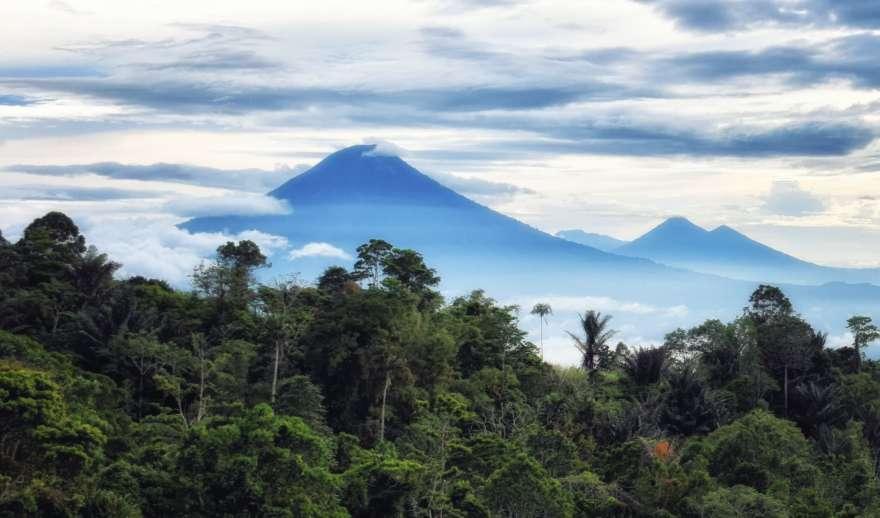 Tomohon auf Sulawesi