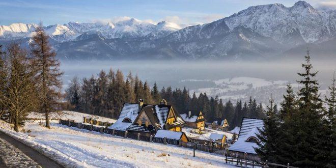 Winterurlaub in Polen