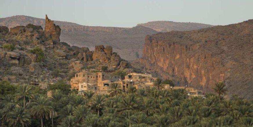 Misfat al Bereen in Nizwa im Oman