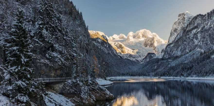 Salzburger Land im Winter