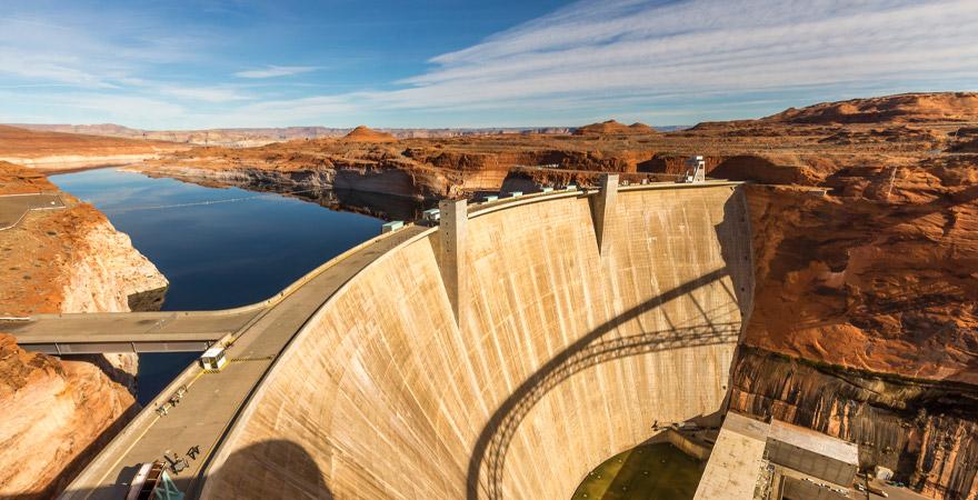 Hoover Dam in Las Vegas