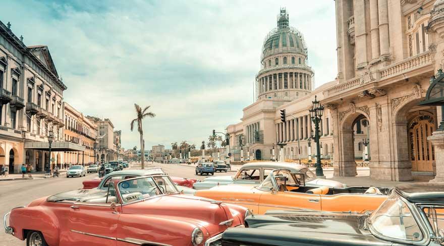 Capitolio von Havanna auf Kuba