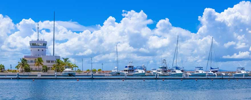 Hafen von Varadero