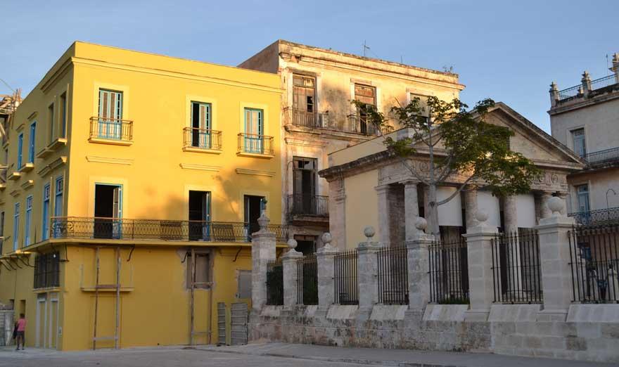 El Templete in Havanna