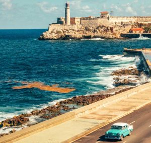 Malecon in Havanna