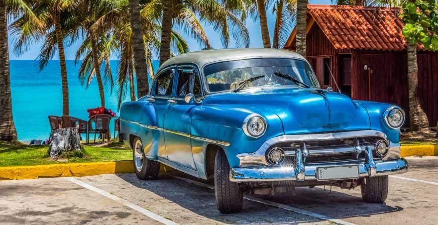 Oldtimer in Varadero