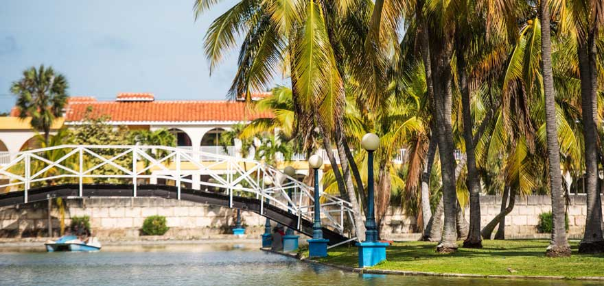 Park in Varadero