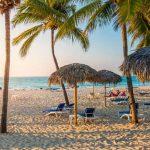 Strand von Varadero auf Kuba