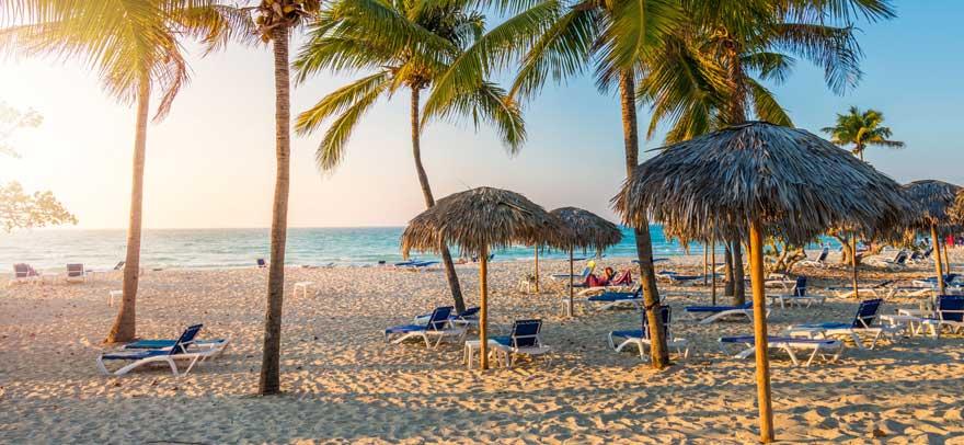 Strand von Varadero