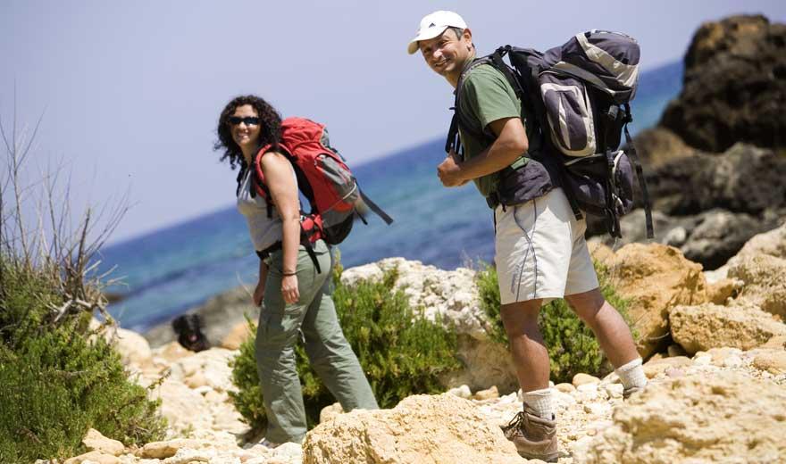 Wandern auf Malta