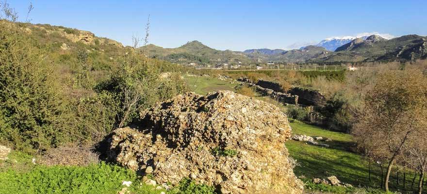 Aspendos bei Belek