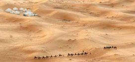 Leben wie Nomaden – fünf Tage in der marokkanischen Sahara