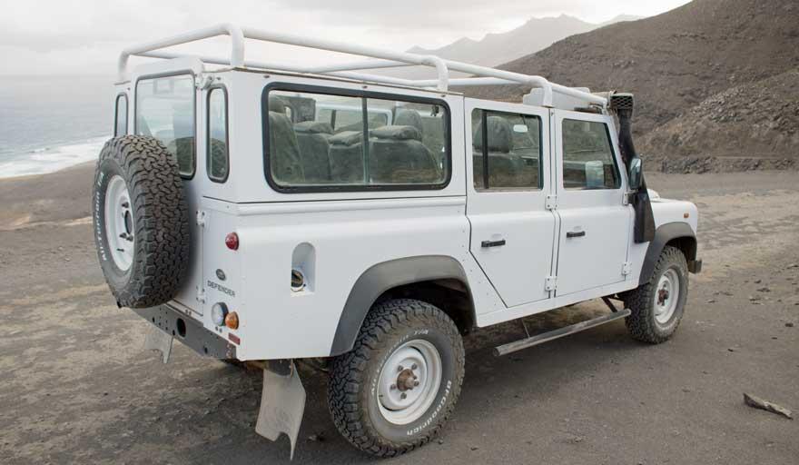 Jeep-Fuerteventura