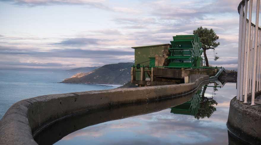 Funicular-Monte-Igueldo-in-San-Sebastian