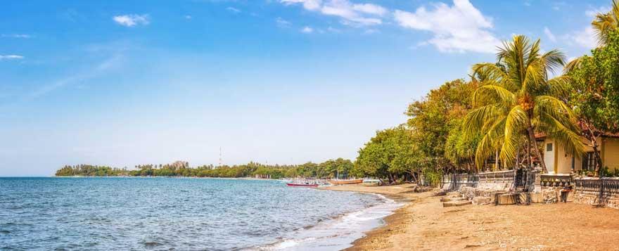 Lovina beach auf Bali