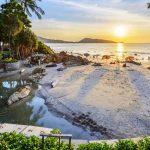 Strand Patong Beach auf Phuket in Thailand