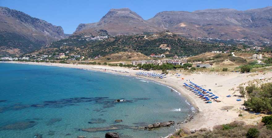 Plakias-beach