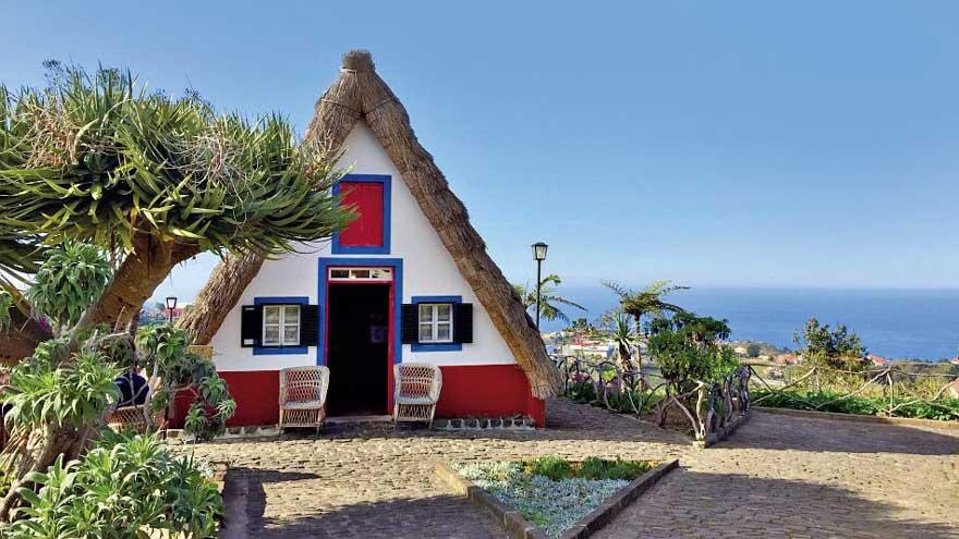 Santana-Haus