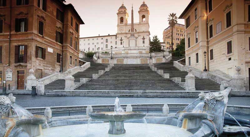 spanische-Treppe