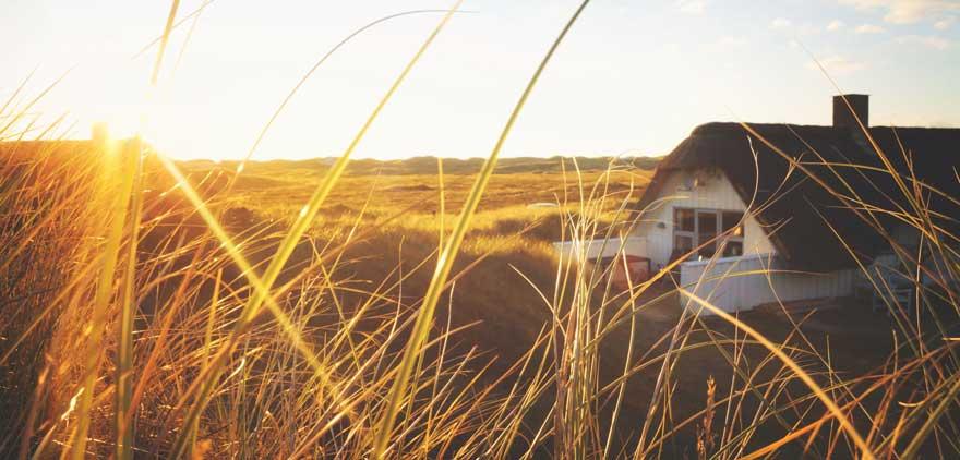 Haus-in-Dänemark