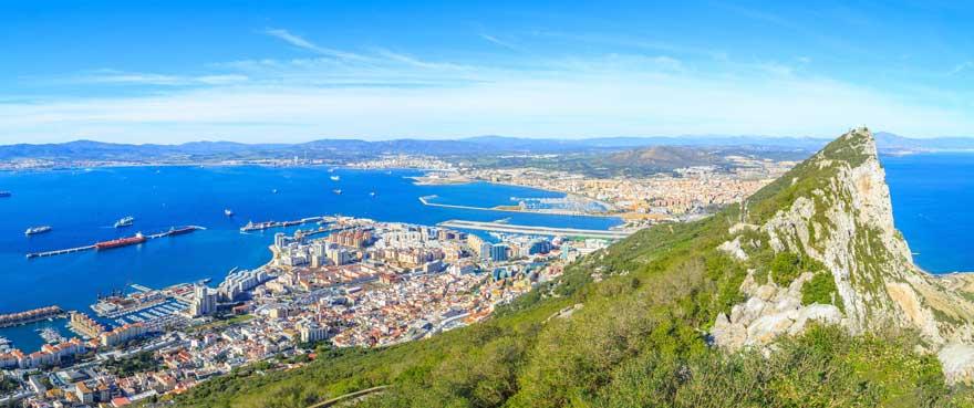Gibraltar in Spanien