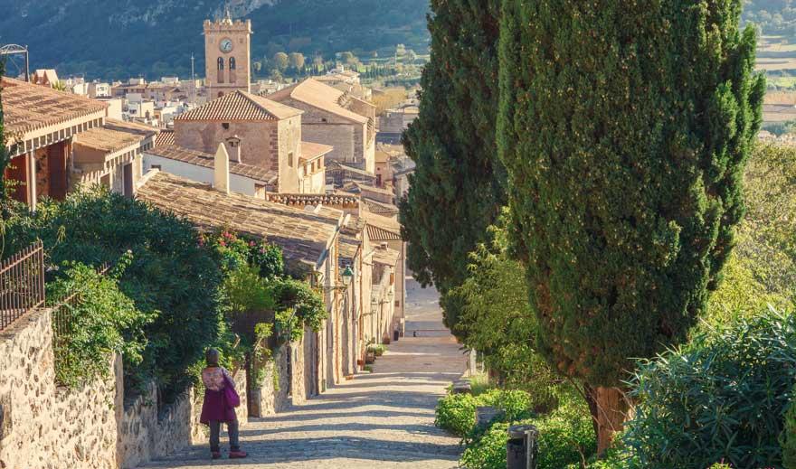 Pollensa-Mallorca