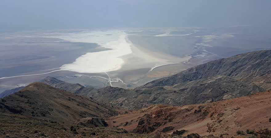 Death Valley in Kalifornien