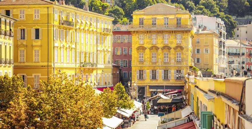 Nizza in Frankreich
