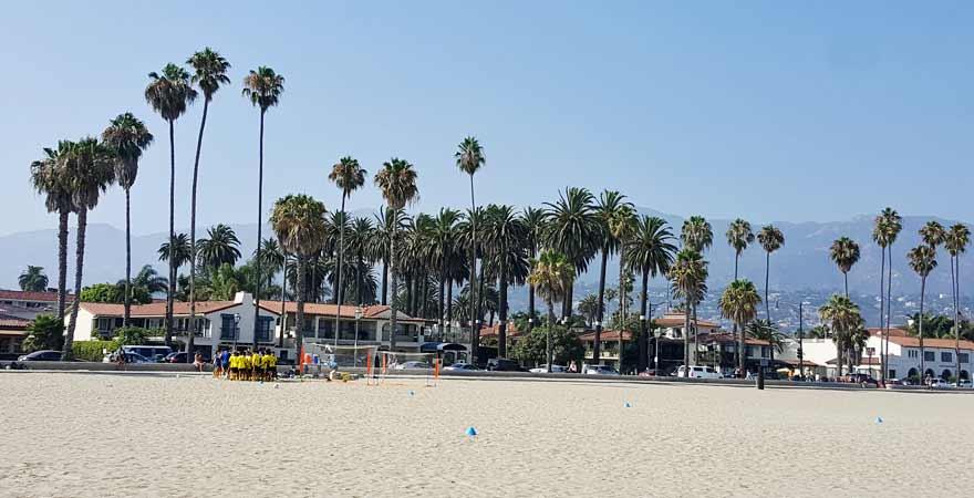 Santa Barbara in Kalifornien