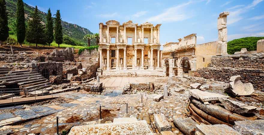 Ephesos in der Tuerkei