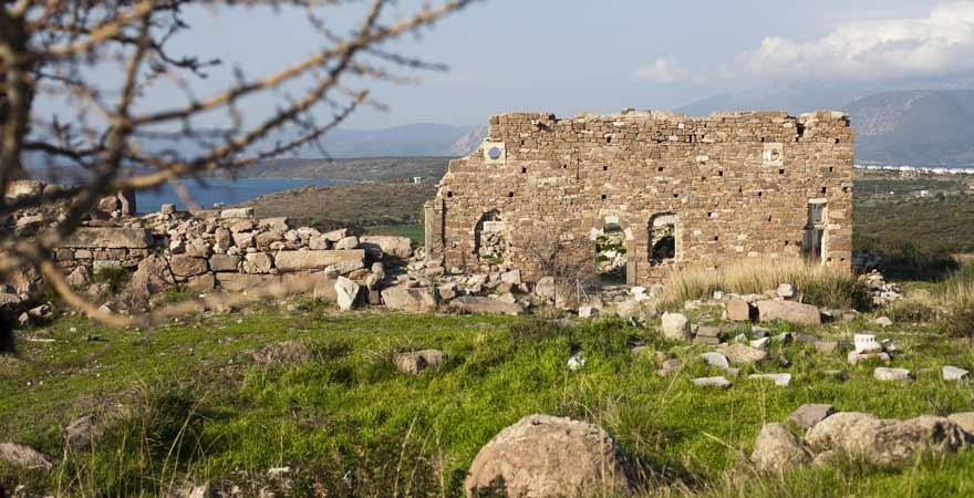 Erythrai in der Tuerkei