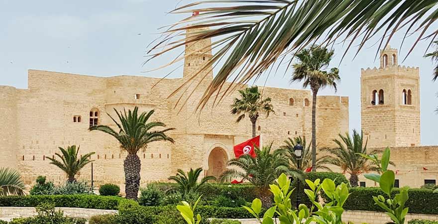 Ribat von Monastir in Tunesien