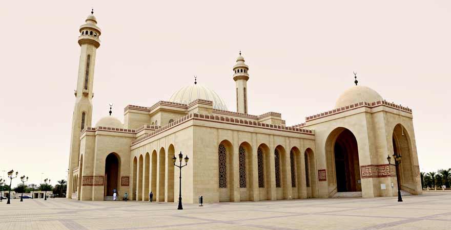 Al-Fateh Grand Moschee in Bahrain